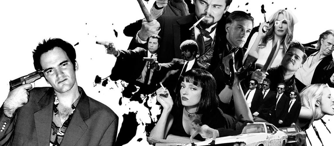 Quentin Tarantino - mistrz bez dyplomu