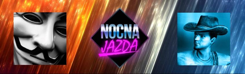Nocna Jazda – Spalona budka Touretta