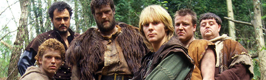 Spoiler – Robin of Sherwood