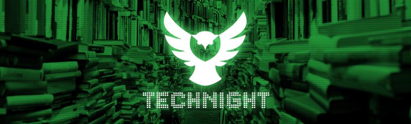TechNight – książka wczoraj, dziś, jutro…