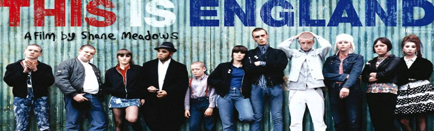 Spoiler – This is England