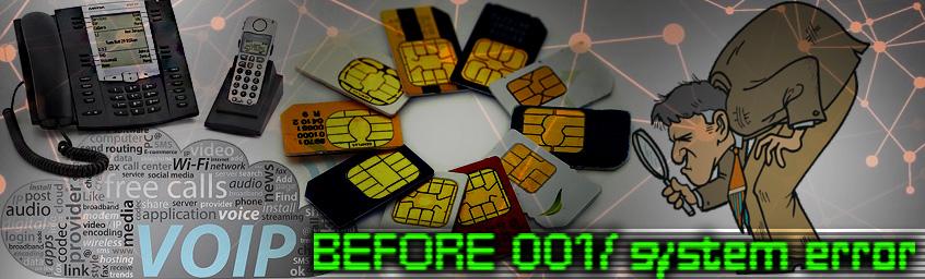 Luźne Gatki – Karty SIM i usługi numerem telefonu VoIP