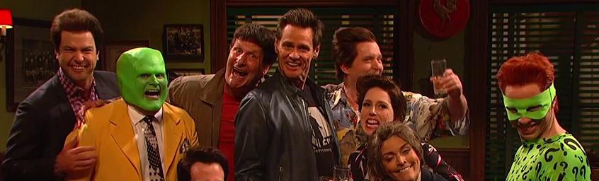 Spoiler – Jim Carrey