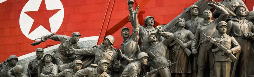 Proste zwierciadło – Koreańska przygrywka do III wojny światowej
