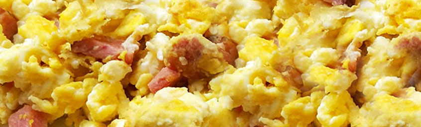 A Nóż Widelec – O pierwszej jajecznicy.