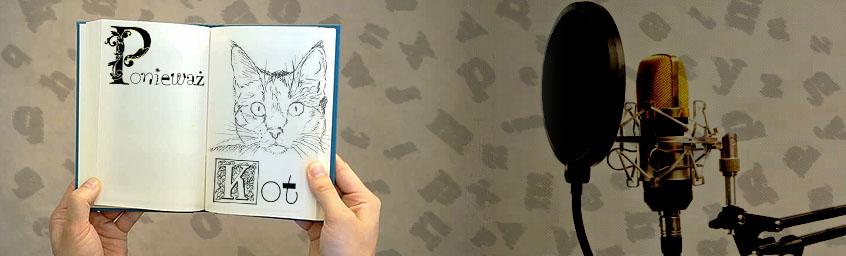 Czytajniak – Ponieważ kot