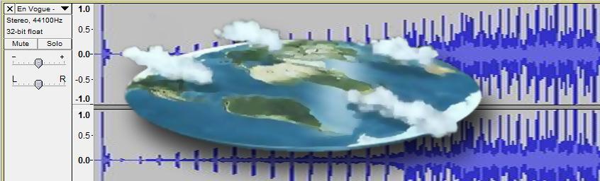 Luźne Gatki – Płaska Ziemia, Płaski Dźwięk