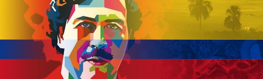Lewym Okiem – Plata o plomo! Gość z Kolumbii!