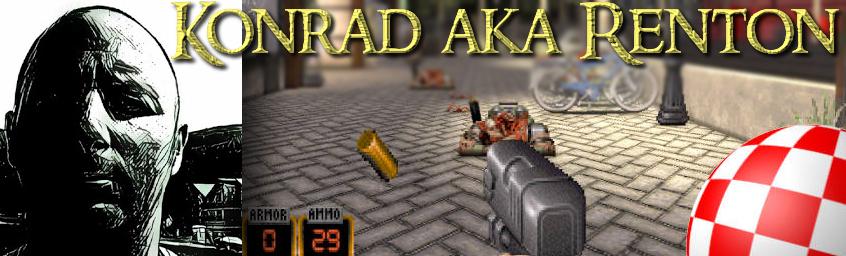 Konrad aka Renton – Ogrywamy gry typu FPS na Amidze 1200