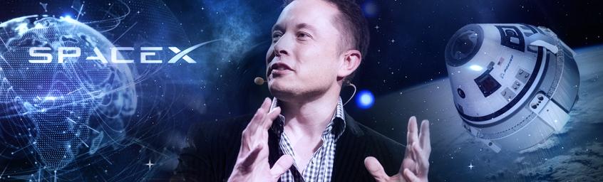 Przerwa Techniczna – Elon Musk