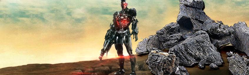 Luźne Gatki – Skała i Cyborg