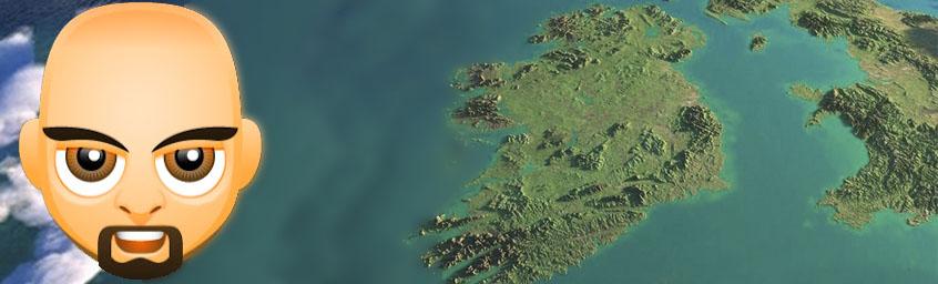 Na kozetce u Profesora Leniucha – Audycja 012 – Luźne gadanie o Irlandii