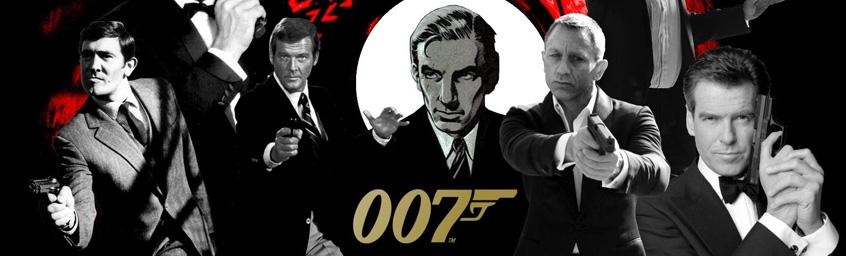 Spoiler: filmy z Bondem, Jamesem Bondem