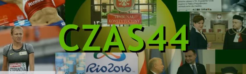 CZAS44 – Węzeł Gordyjski Trybunału Konstytucyjnego, czyli prawnicze niszczenie Polski