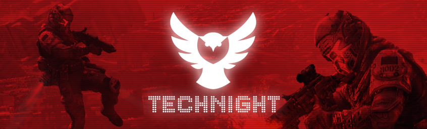TechNight – broń