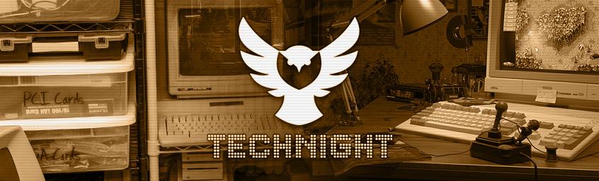 TechNight – Stare jak nowe!