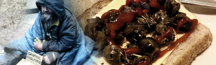 Luźne Gatki – Kanapka ze ślimakiem