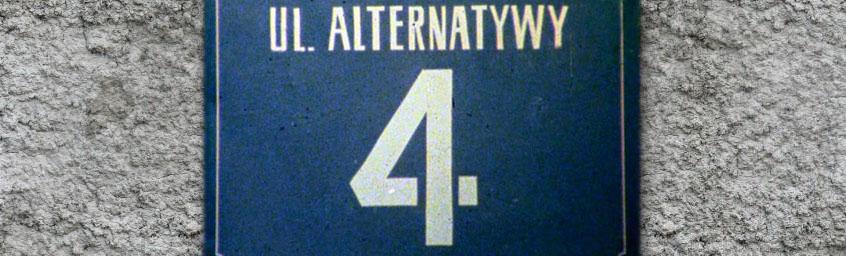 Luźne Gatki – Aftery jak… Alternatywy Cztery