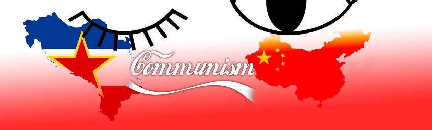 Lewym okiem – Od Jugosławii do Chin