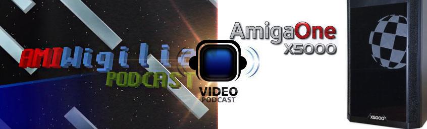 AmiWigilia video – AmigaOne X5000 unboxing