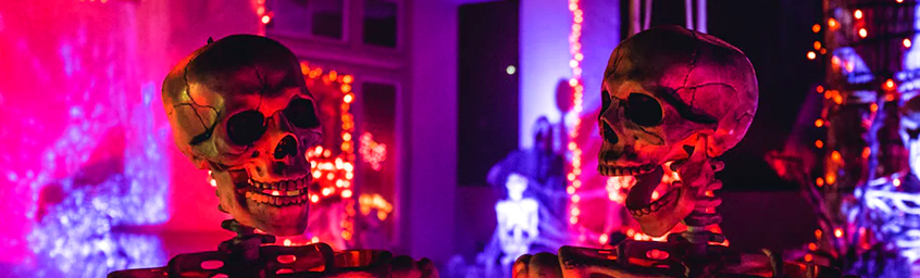 Nocny Marek – Halloweenowo