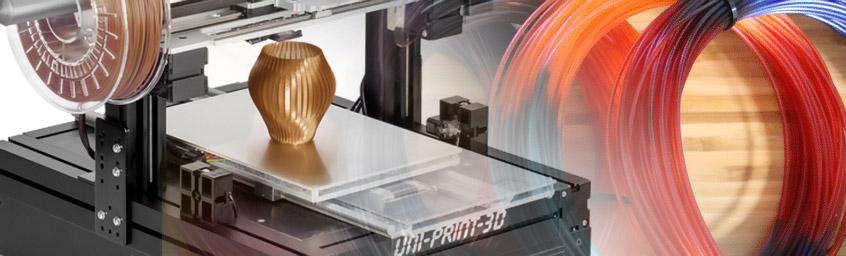 Androny Profesora Leniucha – Audycja 008 – Filamenty i tipsy w druku 3D