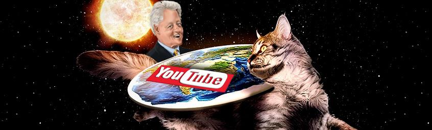 Luźne Gatki – Bill Clinton, płaska ziemia i łaska YouTube