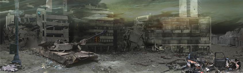 Czasy Ostateczne – Zmierzch cywilizacji