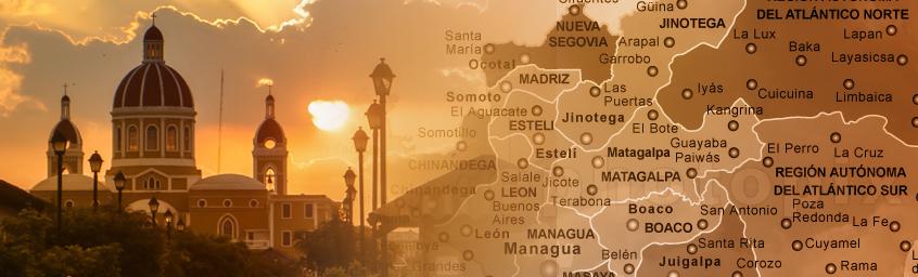 Lewym Okiem – Nikaragua relacja bezpośrednia
