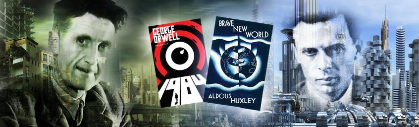 Czasy Ostateczne – Czy Huxley i Orwell byli dobrymi wizjonerami?