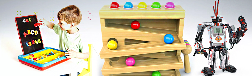Przerwa Techniczna – Zabawki