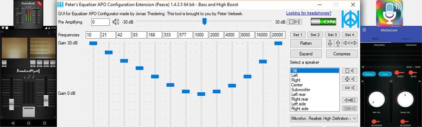 Luźne Gatki – danwo nie było tu Etama – czyli 320 kbit i 48000 Hz – EQ