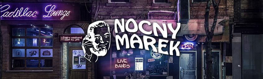 Nocny Marek – Powrót na youtube