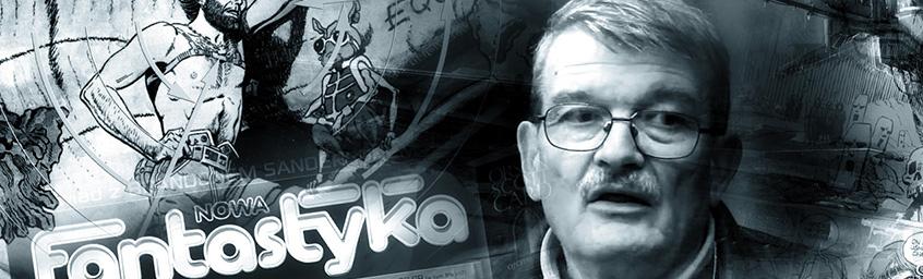 Luźne Gatki – Zmarł Maciej Parowski