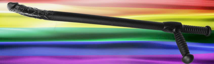 Nocny Marek – LGBT+ZOMO