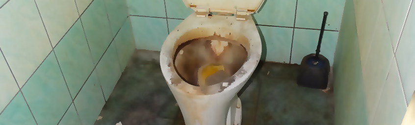Luźne Gatki – Dark toilet saga
