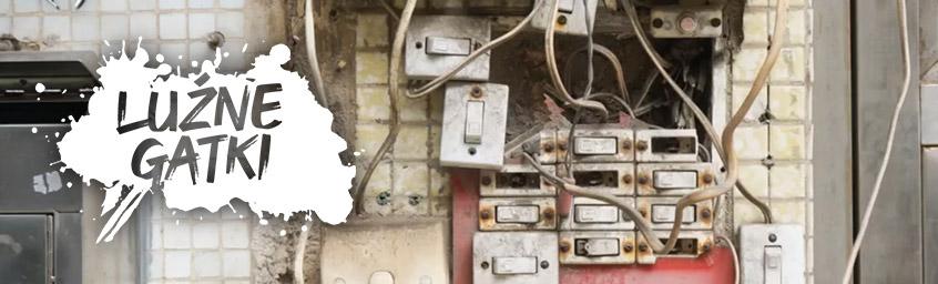 Luźne Gatki – Krawiec bez prądu