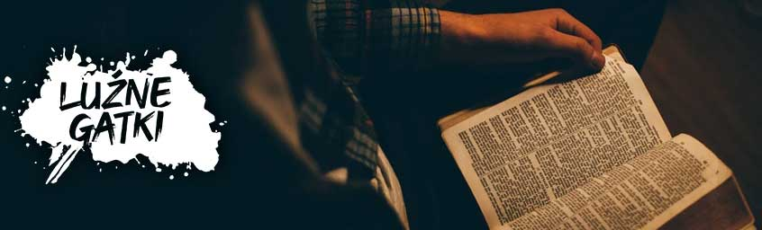 Luźne Gatki – Co Biblia mówi o chorobach i innych sprawach