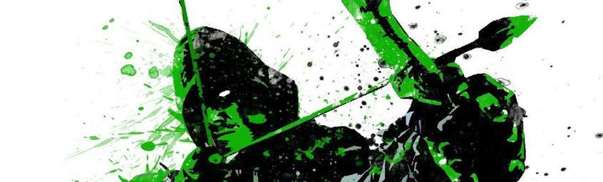 Luźne Gatki – Green Arrow