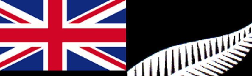 Z Prawej Strony Mapy – Nowa Zelandia
