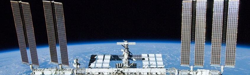 Z Prawej Strony Mapy – Stacja Kosmiczna