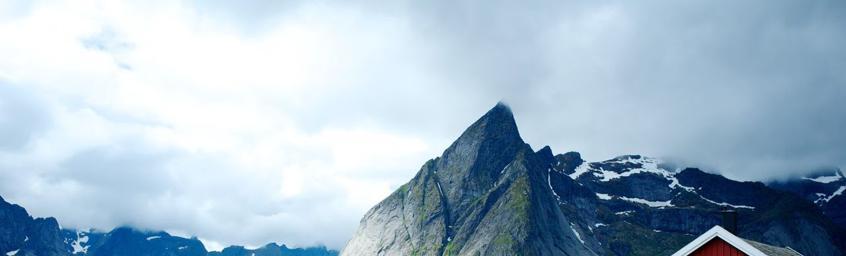 """Lewym Okiem – Norwegia """"kraina fiordów"""""""