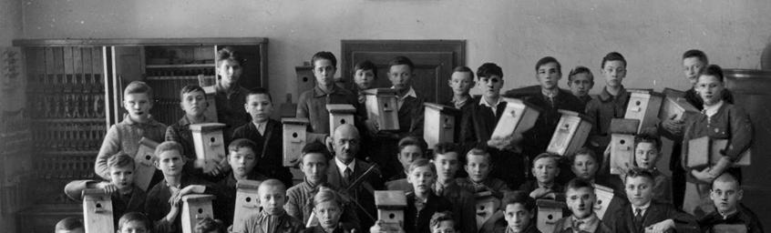 Luźne Gatki – Okupacja edukacji